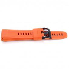 Soft Silicone Replacement Watch Band Strap for Garmin Fenix 5X Orange