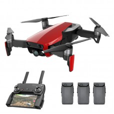 DJI Mavic Air Combo Pack (Red)