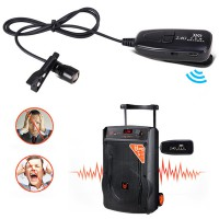 2.4G Wireless Lavalier Microphone