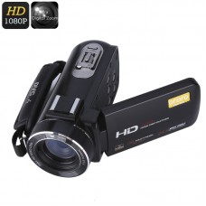 Ordro Z20 Wi-Fi Digital Video Camera