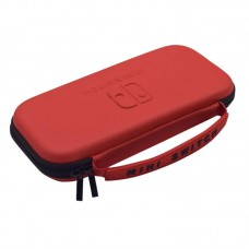 For Nintend Switch Lite Storage Bag for Switch Mini Protector Case  red