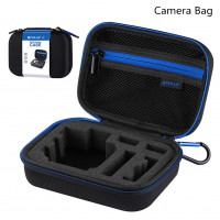 Portable Hard Bag Large Size Camera Bag Protective Storage Box for Go Pro Accessory Camera Accessories small