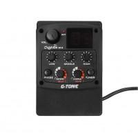 G-TONE GT-6 Acoustic Guitar Preamp Piezo Pick
