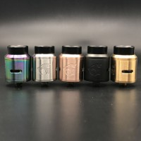 Goon V1.5 Atomizer Aluminum RDA, 24mm Rainbow color_24mm