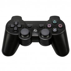 Wireless Bluetooth Gamepad Game Controller for Sony PS3 Black