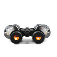 60X60 Zoom Telescope Waterproof Folding Binoculars Low Light Central Focus Hiking Hunting black
